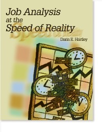 Cover Job Analysis At The Speed of Reality