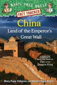 Cover China: Land of the Emperor's Great Wall