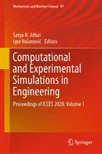 Cover Computational and Experimental Simulations in Engineering