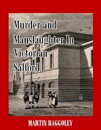 Cover Murder and Manslaughter In Victorian Salford
