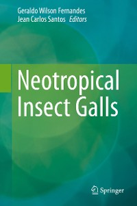 Cover Neotropical Insect Galls