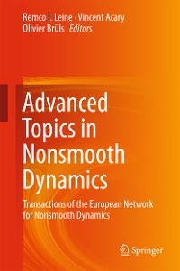 Cover Advanced Topics in Nonsmooth Dynamics