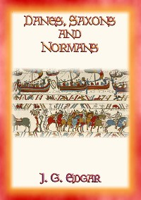 Cover DANES SAXONS and NORMANS
