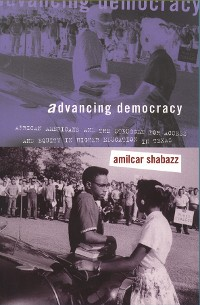 Cover Advancing Democracy