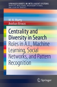 Cover Centrality and Diversity in Search