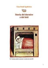 Cover Storia del dormire e dei letti