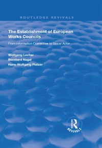 Cover Establishment of European Works Councils
