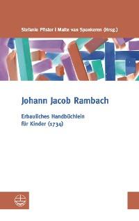 Cover Erbauliches Handbüchlein für Kinder (1734)