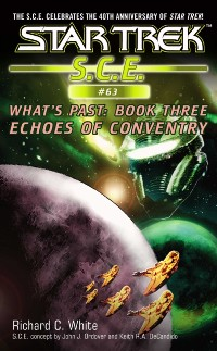 Cover Star Trek: Echoes of Coventry