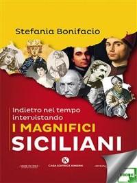 Cover Indietro nel tempo intervistando i magnifici Siciliani