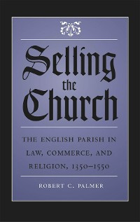 Cover Selling the Church