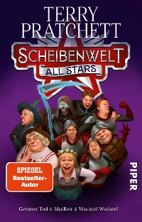 Cover Scheibenwelt All Stars
