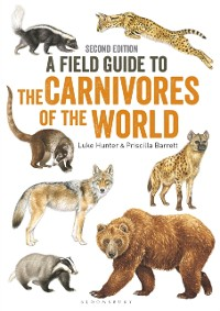 Cover Field Guide to Carnivores of the World, 2nd edition