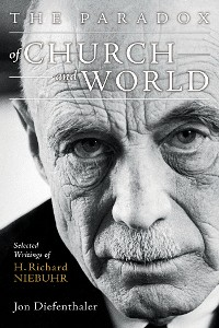 Cover The Paradox of Church and World