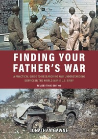 Cover Finding Your Father's War