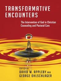 Cover Transformative Encounters
