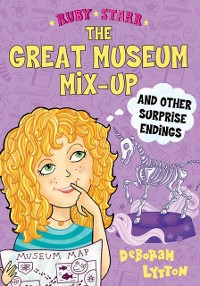 Cover Great Museum Mix-Up and Other Surprise Endings