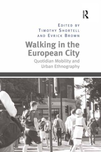 Cover Walking in the European City