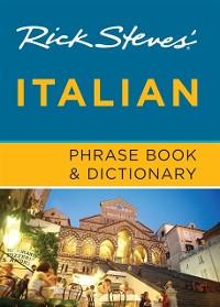 Cover Rick Steves' Italian Phrase Book & Dictionary
