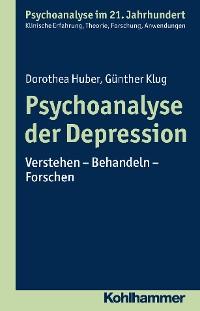 Cover Psychoanalyse der Depression
