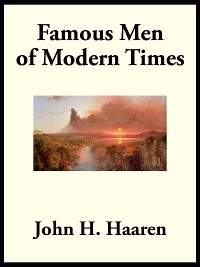 Cover Famous Men of Modern Times