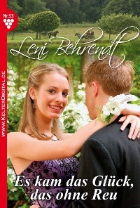 Cover Leni Behrendt 53 - Liebesroman