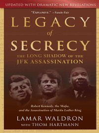 Cover Legacy of Secrecy