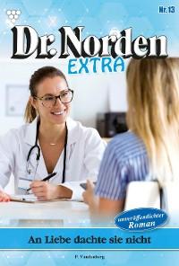 Cover Dr. Norden Extra 13 – Arztroman