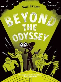 Cover Beyond the Odyssey