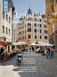 Cover DuMont BILDATLAS Leipzig, Halle, Magdeburg