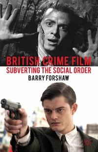 Cover British Crime Film
