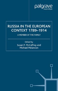 Cover Russia in the European Context, 1789–1914