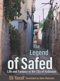 Cover The Legend of Safed