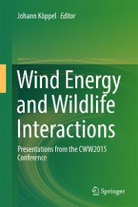 Cover Wind Energy and Wildlife Interactions