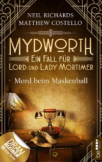 Cover Mydworth - Mord beim Maskenball