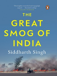 Cover The Great Smog of India