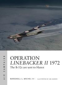 Cover Operation Linebacker II 1972