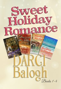 Cover Sweet Holiday Romance Books 1 - 4