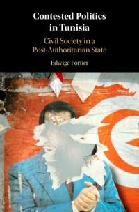 Cover Contested Politics in Tunisia