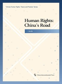 Cover Human Rights: China's Road (人权:中国道路 )