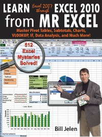 Cover Learn Excel 2007 through Excel 2010 From MrExcel