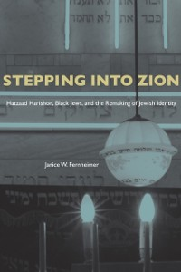 Cover Stepping Into Zion