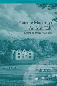 Cover Florence Macarthy: An Irish Tale