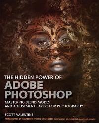 Cover Hidden Power of Adobe Photoshop