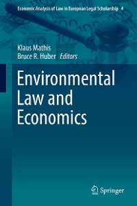 Cover Environmental Law and Economics