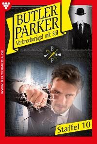 Cover Butler Parker Staffel 10 – Kriminalroman