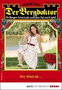 Cover Der Bergdoktor 2013 - Heimatroman
