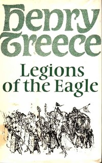 Cover Legions of the Eagle