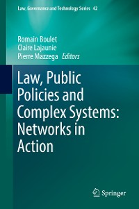 Cover Law, Public Policies and Complex Systems: Networks in Action