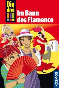 Cover Die drei !!!, 41, Im Bann des Flamenco (drei Ausrufezeichen)
